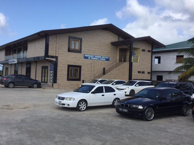 ETITT Building at Charlieville